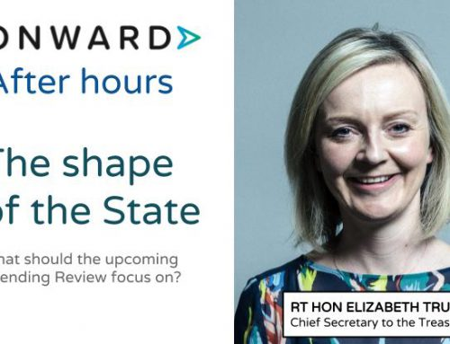 Onward After Hours: The shape of the State