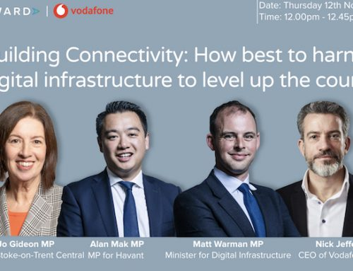 Building Connectivity: How best to harness digital infrastructure to level up the country