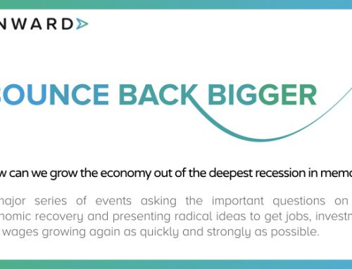Onward Event Series: Bounce Back Bigger