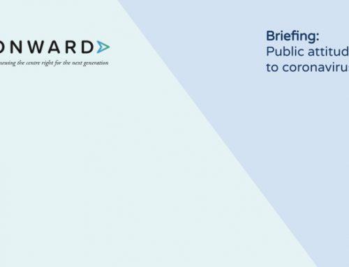 Onward Briefing: Public attitudes to COVID-19
