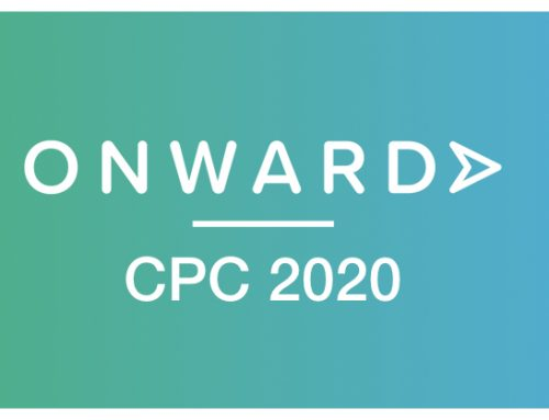 Onward at Conservative Party Conference 2020