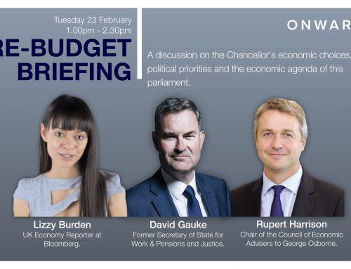 Pre-Budget Briefing 2021