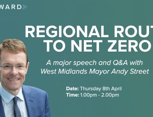 Regional Route to Net Zero: A major speech by Mayor Andy Street