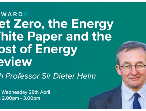 Net Zero, the Energy White Paper, and the Cost of Energy Review. A Lecture by Professor Dieter Helm CBE