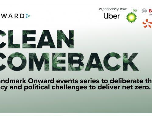 Clean Comeback: A landmark Onward events series