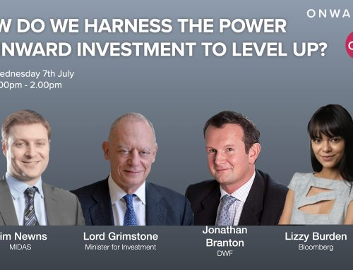 How Do We Harness the Power of Inward Investment To Level Up?