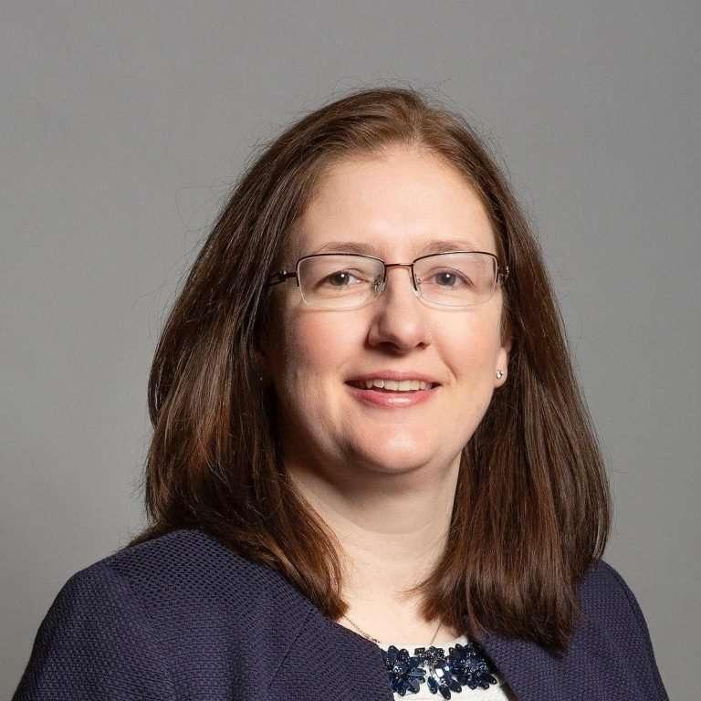 Dr Caroline Johnson MP - Speakers