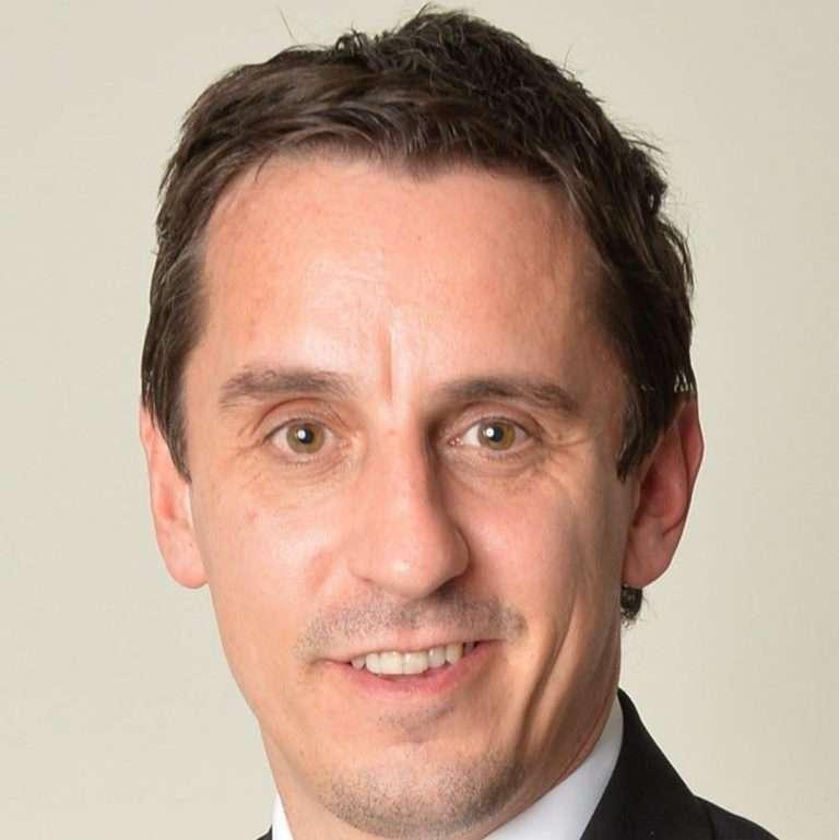 Gary Neville 1 - Speakers