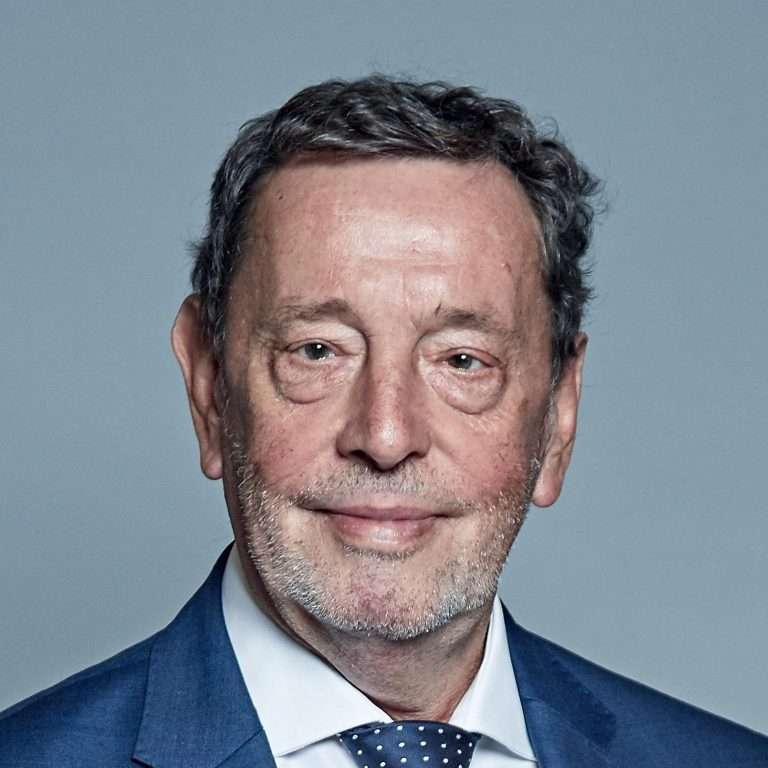 Lord Blunkett 1 - Speakers
